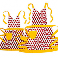Mommy and Me Apron Sets and More at Rue La La