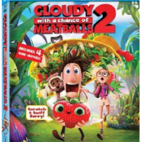 Cloudy with a Chance of Meatballs 2 DVD Review