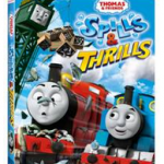 Thomas & Friends: Spills & Thrills DVD Review + Giveaway