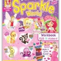 Sparkle World Magazine for $13.99