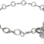 Sterling Silver Heart Bracelet For $49 Shipped