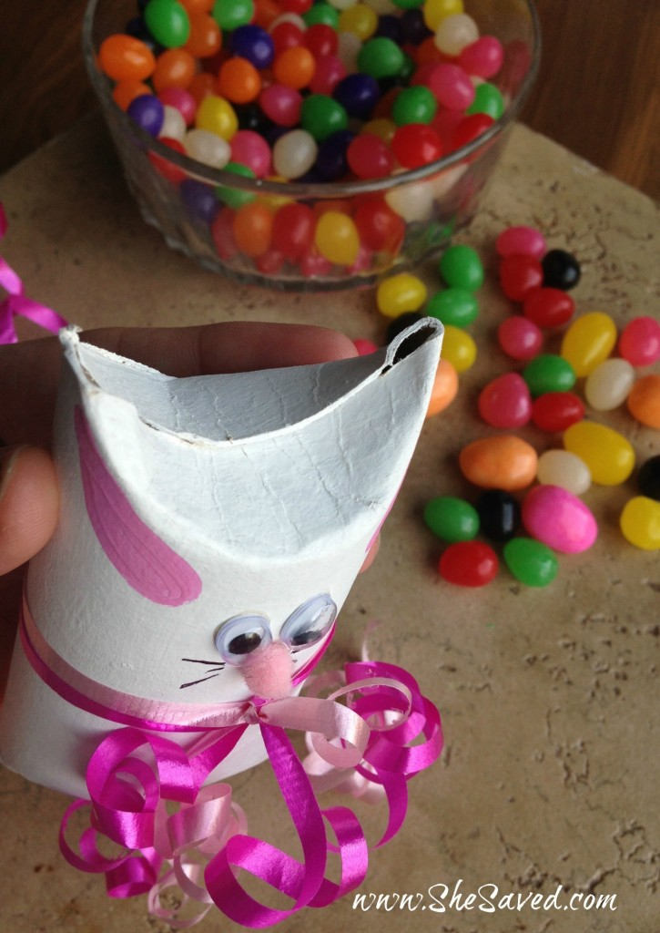 Preschool Easter Bunny Craft
