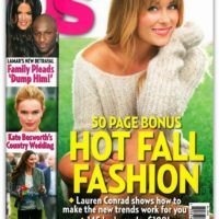 *HOT* US Weekly Magazine as low as $16.66 per year!