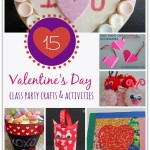 Valentine's Day Class Party Crafts and Activities