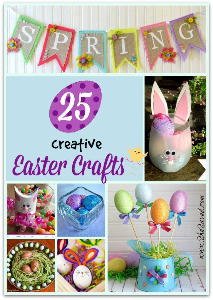 Creative Easter Crafts