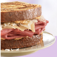 Arby's Coupon | FREE Small Fry & Drink With Reuben Purchase