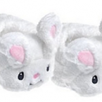 Baby Easter Bunny Booties For $7.95 Shipped