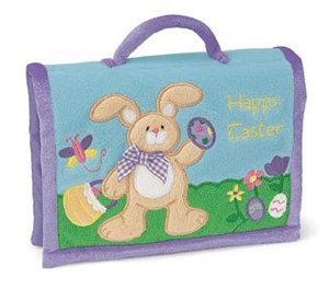 Baby's Soft Easter Photo Album