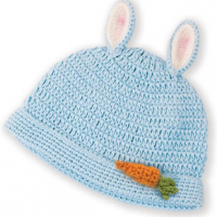 Bunny Baby Beanie For $13.13 Shipped