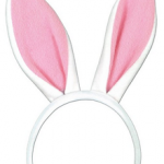 Bunny Ears Headband For $2.50 Shipped