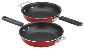 Cuisinart Frittata Nonstick Skillet Set For $34.99 Shipped