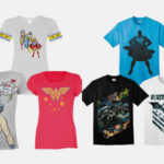 DC Comics T-Shirts