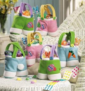 Easter Treat Bag Set