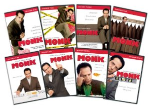 Monk Complete Series