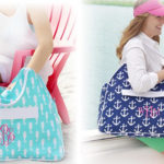 Personalized Beach Bag