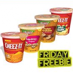 Saving Star | FREE Keebler or Cheez-It Snack Cup