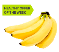 Saving Star | 20% Off Loose Bananas