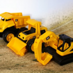 Toystate CAT Tough Trucks For $12.44 Shipped