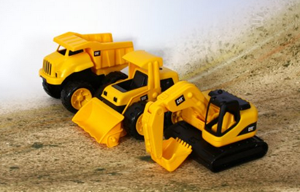 Toystate CAT Tough Trucks