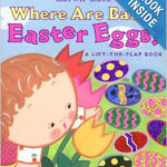 Where Are Baby's Easter Eggs? Board Book For $4.54 Shipped