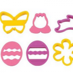 Wilton Easter Cookie Cutter Set For $8.42 Shipped