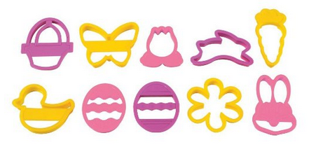 Wilton Easter Cookie Cutter Set