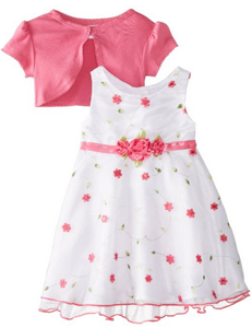 Youngland Infant Floral Dress For 26 40 Shipped Shesaved 174