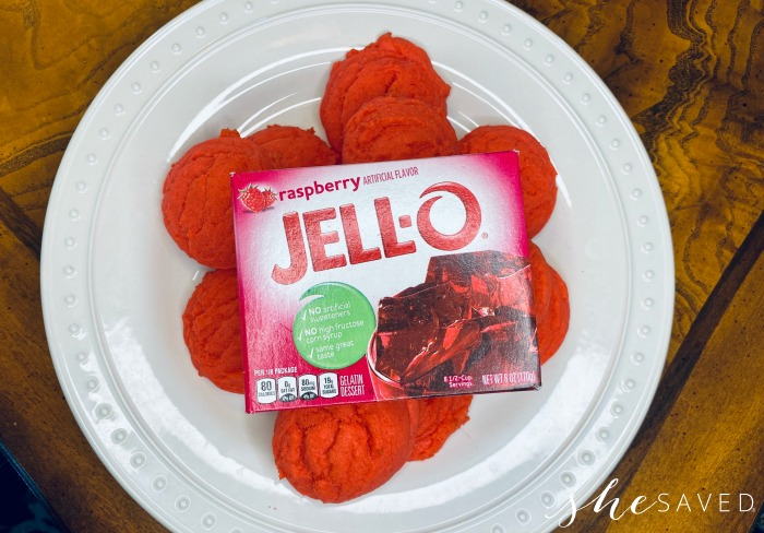 jello cookie recipes