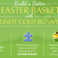 Lindt Build A Better Easter Basket Game