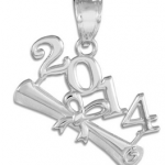 2014 Graduation Pendant For $19.99 + FREE Shipping