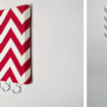 Chevron Jewelry Hangers