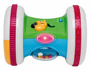 Chicco Spring Roller Toy