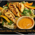 Curried Chicken with Vegetables