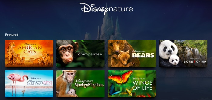Disneynature on Disney Plus