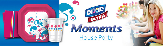 Dixie Ultra Moments House Party