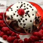 Easy Chocolate Cream Cheese Fruit Dip