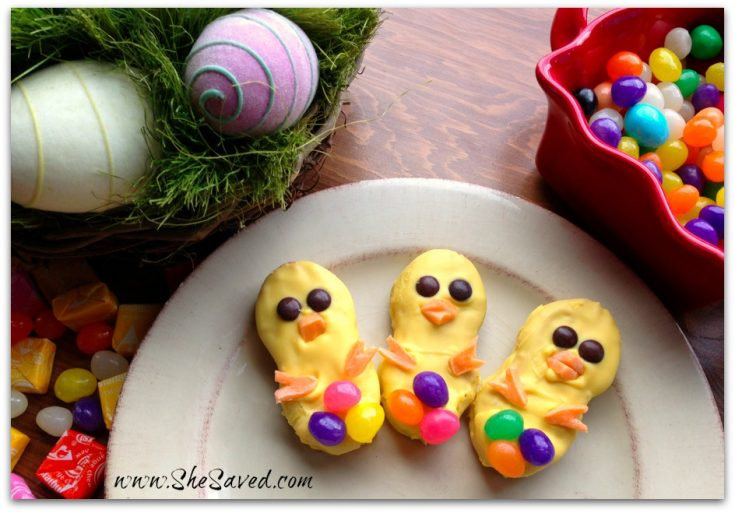 Easy Easter Chick Cookies Recipe