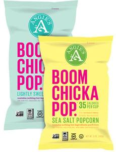 FREE BoomChickaPop Organic Popcorn Seeds Packet