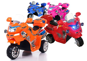 Lil' Rider FX Ride-On Motorcycle