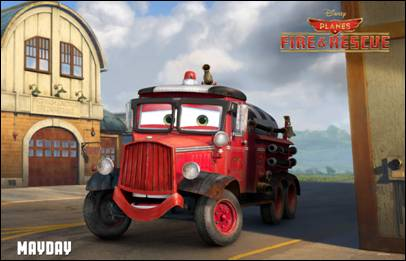 New Planes: Fire & Rescue Trailer Released!
