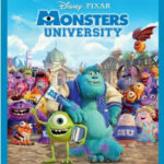 Monsters University Blu-ray Combo Pack