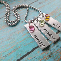 Name Drops Necklace For $27.99