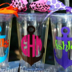 Personalized Anchor Tumbler