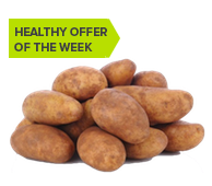 Saving Star | 20% Off Loose Russet Potatoes