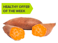 Saving Star | 20% Off Loose Sweet Potatoes