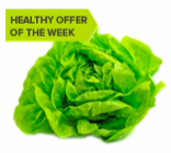 Saving Star | 20% Off Loose Lettuce