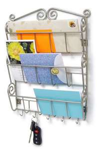 Scroll Letter Holder For $18.21 Shipped