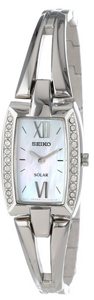 Seiko Women's Crystal-Accented Watch