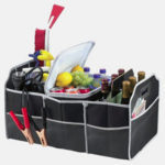 Trunk Organizer With Cooler Bag For $9.99