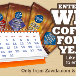 Zavida Coffee For A Year Giveaway